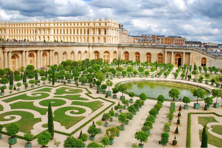 Париж и Версаль