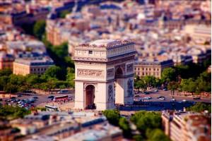 Знакомство с Парижем
