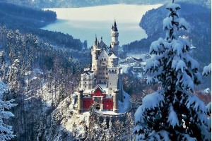 Сказочные города и Замки Баварии на новогодние каникулы