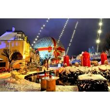 Сказочный Новый год в Европа-Парке
