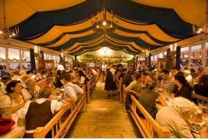 Октоберфест – пивной фестиваль в Мюнхене (места в палатке)