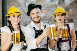 Октоберфест – пивной фестиваль в Мюнхене