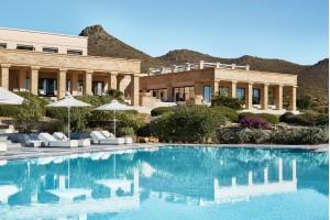 Отель Cape Sounio, Grecotel Exclusive Resort 5*