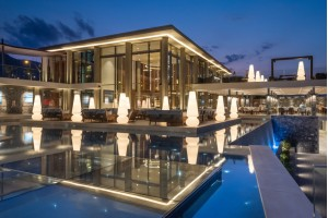 Дизайнерский отель NANA PRINCESS Suites, Villas & Spa 5* Luxe
