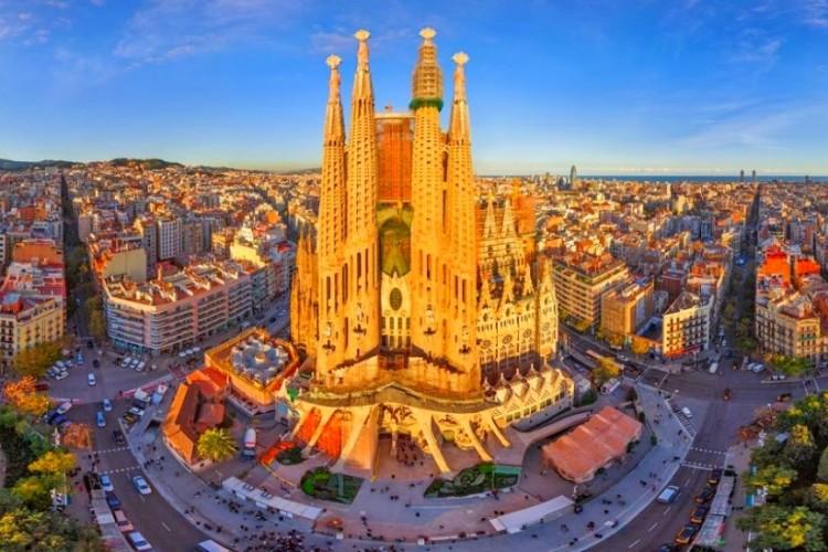 Барселона – Прованс – Лазурный берег