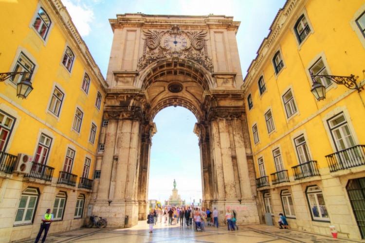 Испания + Португалия из Лиссабона