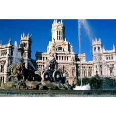 Блиц Мадрид - Андалусия