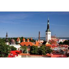Таллинн - Рига - Вильнюс