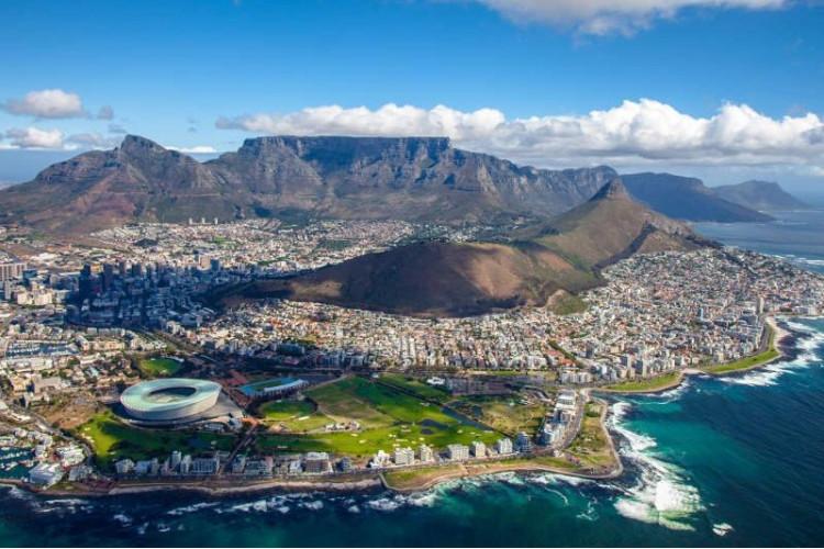 Великолепие Кейптауна, водопад Виктория и сафари в Крюгер парке