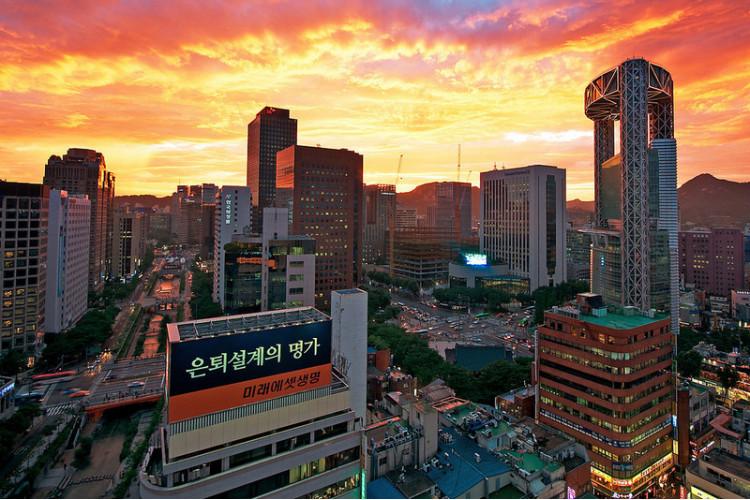 Динамичная Корея