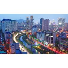 Супер эконом тур в Сеул