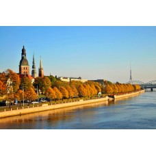 Рига – Вильнюс