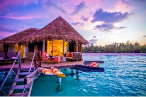 SPO! На отели на Мальдивах