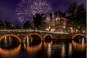 Новогодний Амстердам+ Брюгге