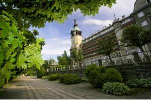 Польша лечебная: курорт Сверадув-Здруй