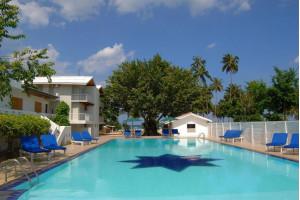 Отель Pigeon Island Beach Resort 4*