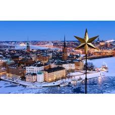 Рождественский экскурсионный тур  в Стокгольм