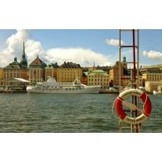 Стокгольм - красавец на воде