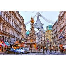 Вена – Будапешт – Братислава на поезде