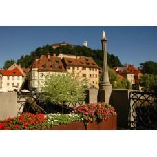 Сити-тур в столицу - Любляна