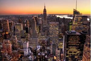 Нью-Йорк - Столица Мира