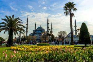 Майские праздники в Стамбуле