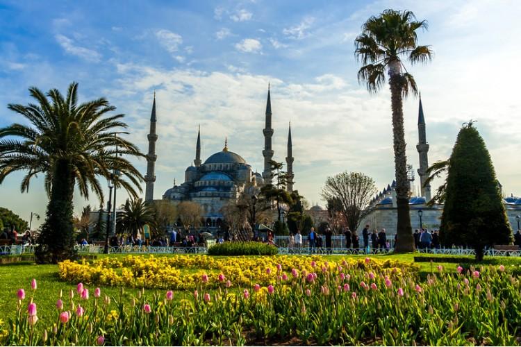 Летний Стамбул с отдыхом на море