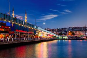Транзитный тур через Стамбул