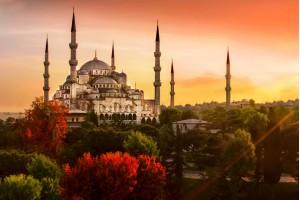 Weekend в Стамбуле
