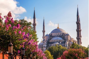 Мега-тур по Стамбулу