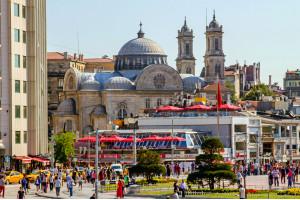 Стамбульская мозаика